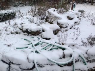 Winter 2015/16 Kräuterschnecke